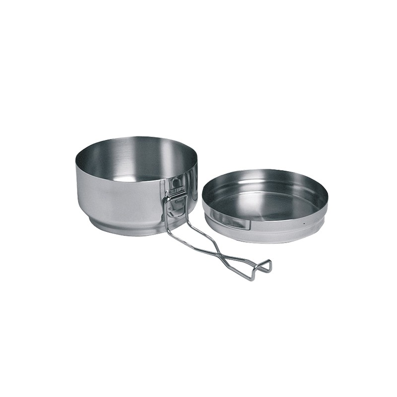 Stainless steel set Yate Mess tin