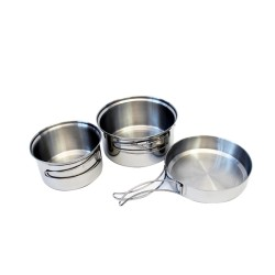 Cooking set Trapper