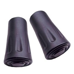 Rubber cover for trekking poles