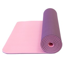 Yoga Mat TPE with anti-slip surface
