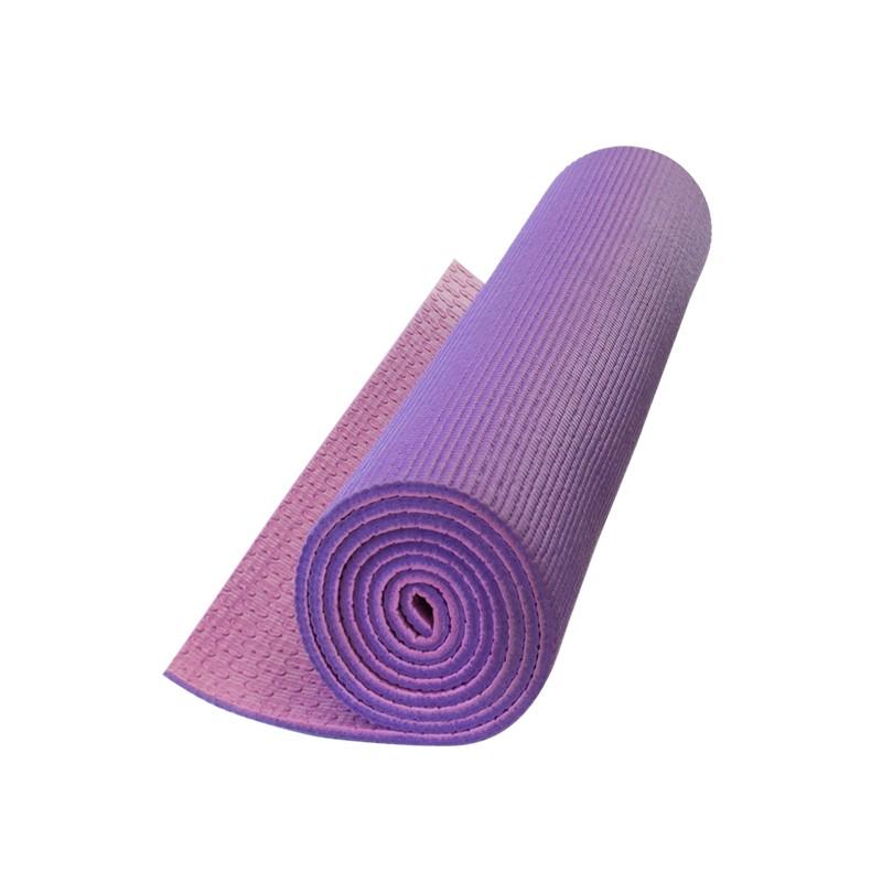 Dvouvrstvá Yate Yoga mat Fialová