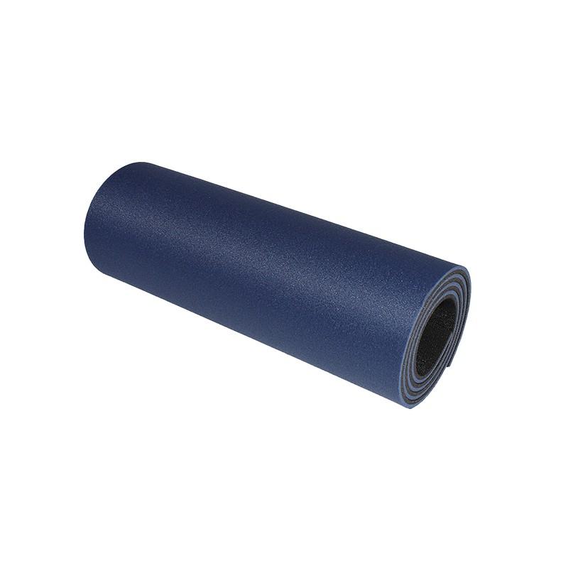 Pěnová karimatka Yate Dvouvrstvá 10 mm Námořní modř
