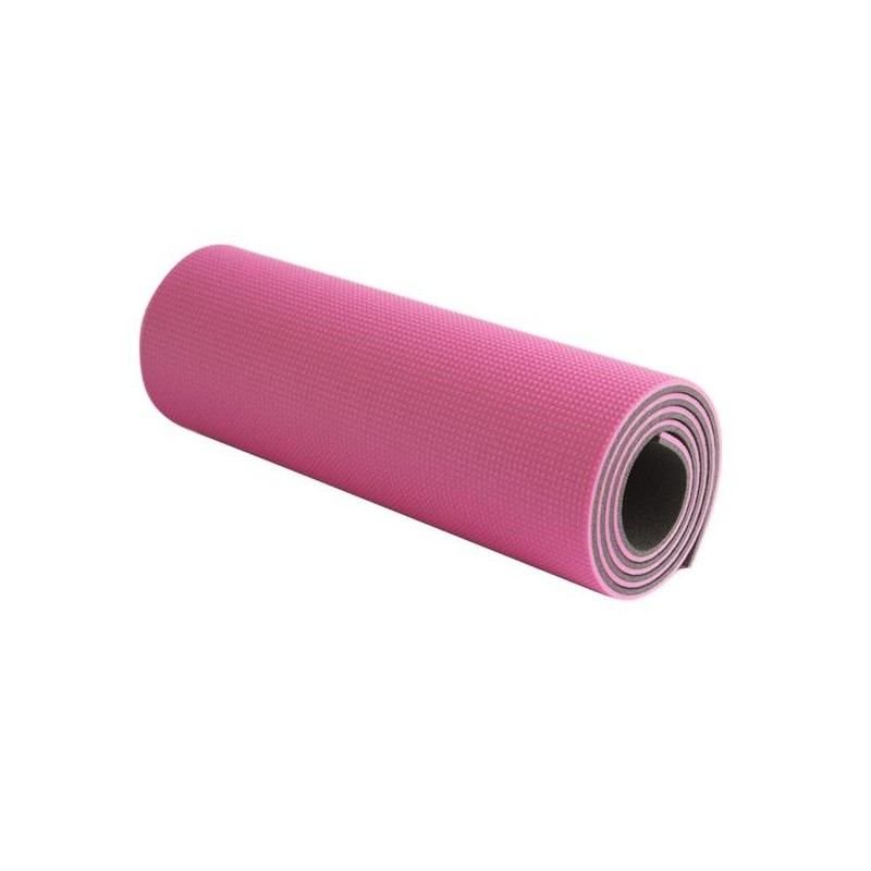 Pěnová karimatka Yate Dvouvrstvá 10 mm Růžová