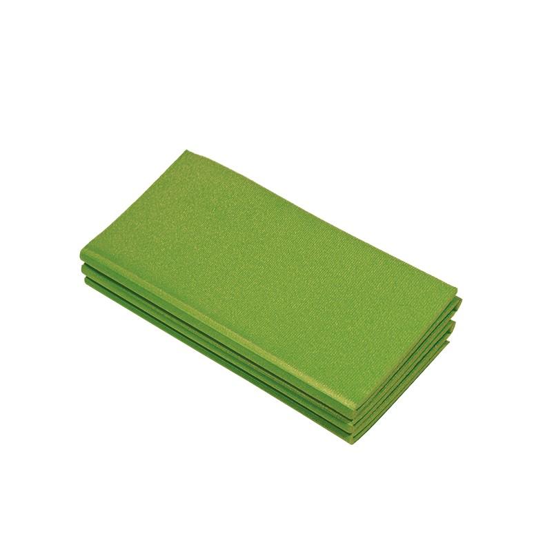 Jednovrstvá Yate Skládací karimatka Zelená