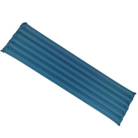 Inflatable mattress with izolation