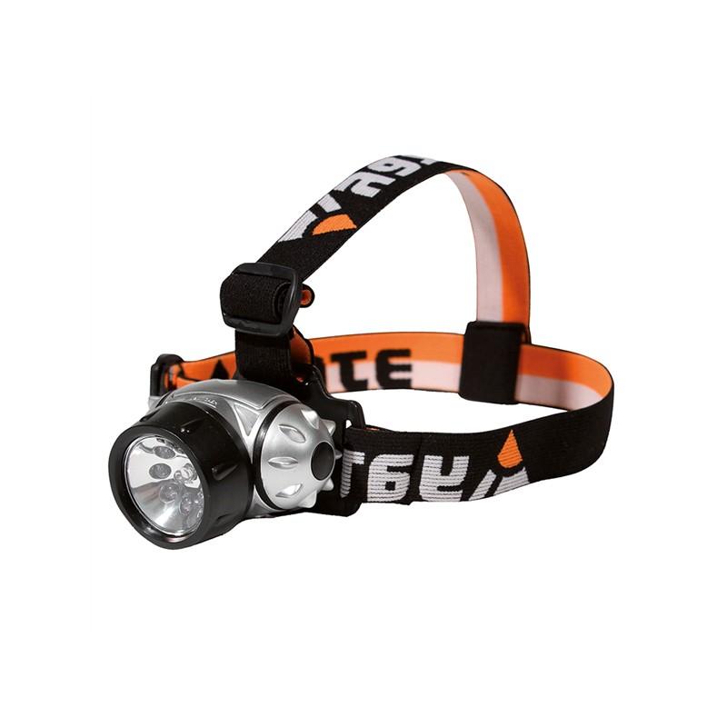 Čelová svítilna Yate Felis Stříbrná