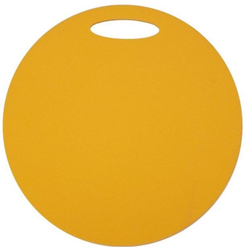 Yate Kulaté sedátko Žlutá