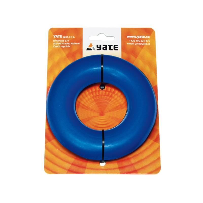 Středně tuhý Yate Posilovací kroužek Modrá