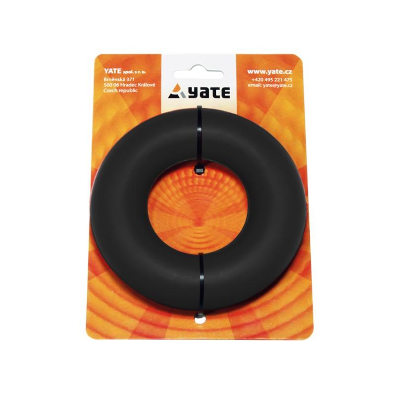 Tuhý Yate Posilovací kroužek Černá