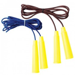 Rubber jumping rope