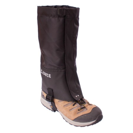 Gaiters to shoes