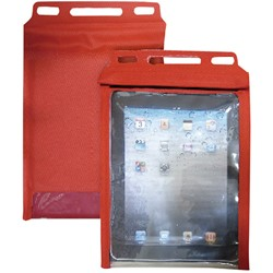 Waterproof tablet pouch