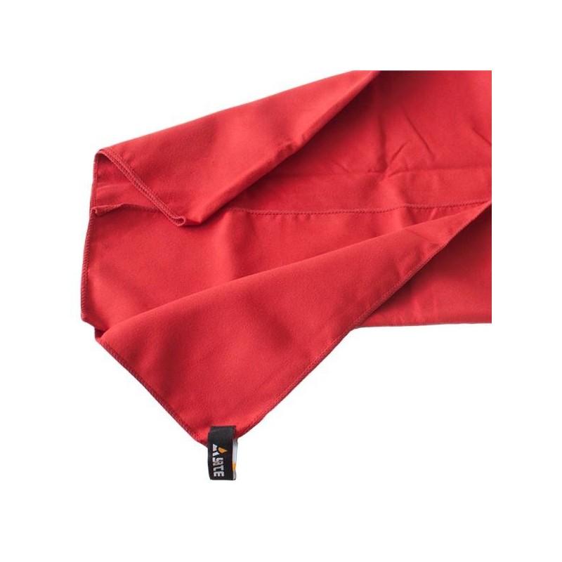 Rychleschnoucí Yate Ručník Červená