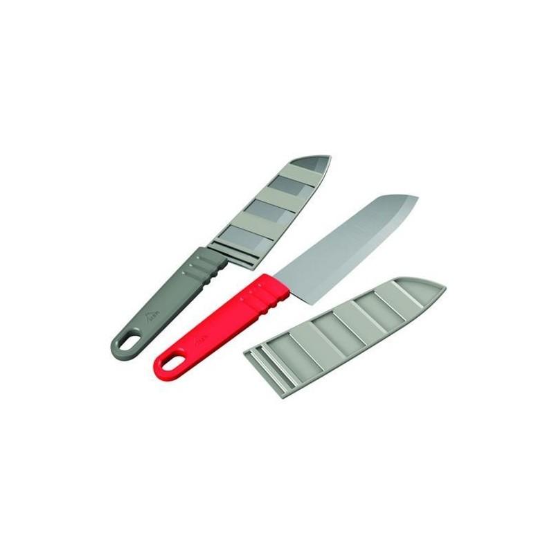 Kuchyňský nůž MSR Kuchyňský nůž Šedá