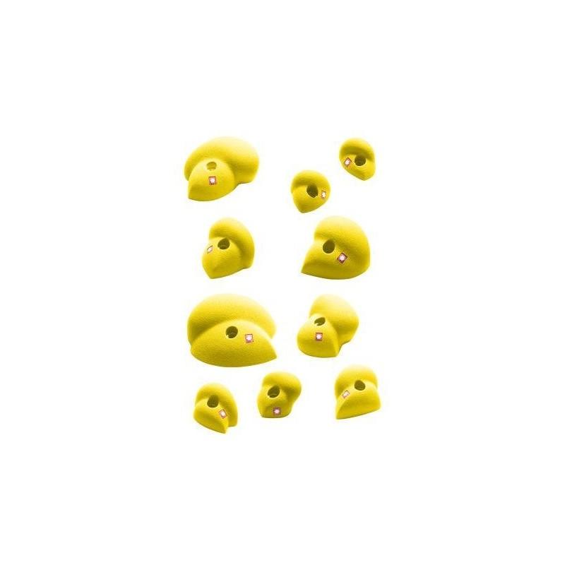 Sada chytů Ocun Jugs Žlutá