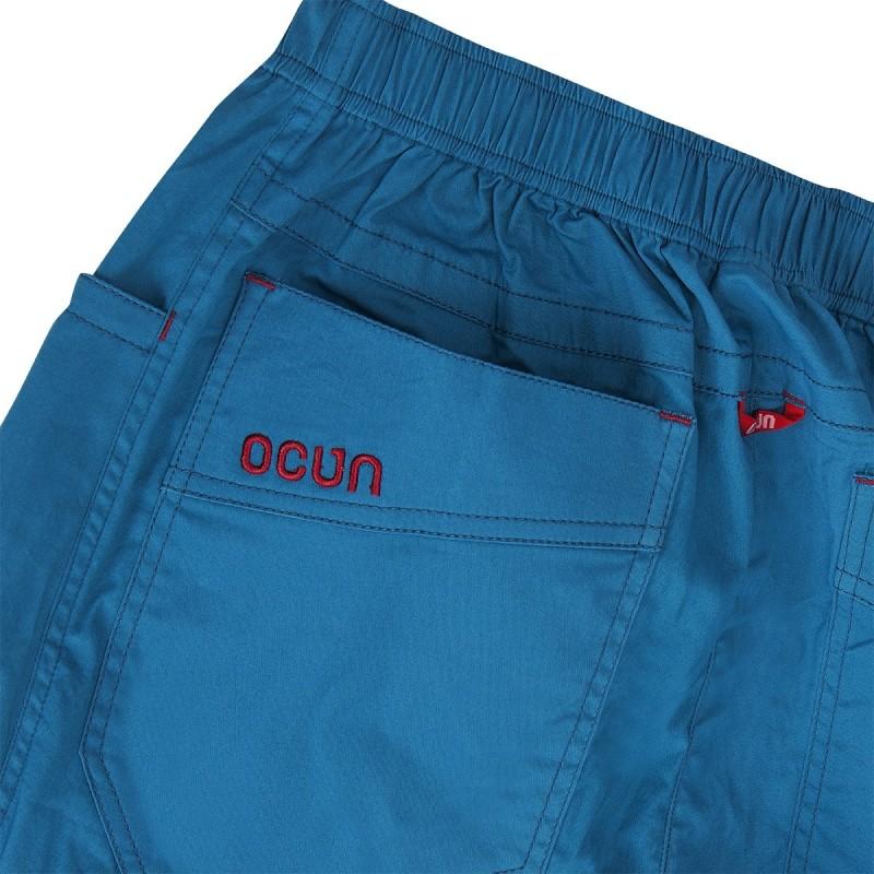7beea244c85 Pánské boulderingové kalhoty Ocun Drago Capri blue