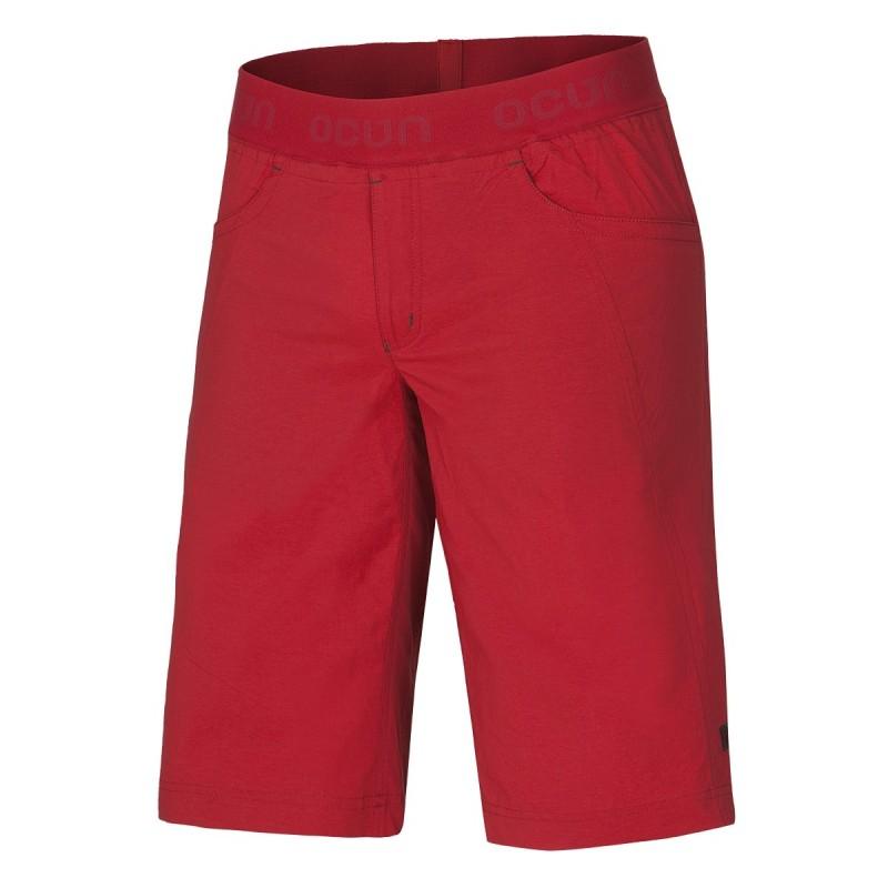 Pánské lezecké šortky Ocun Mánia shorts Marsala red