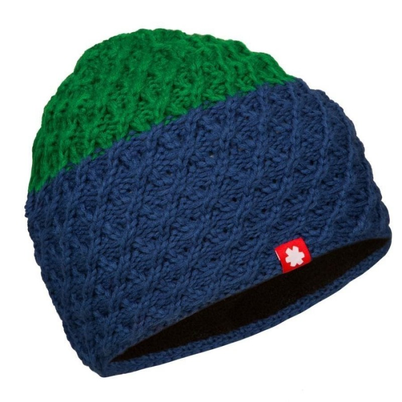 Čepice zimní Ocun Macumba Modrá