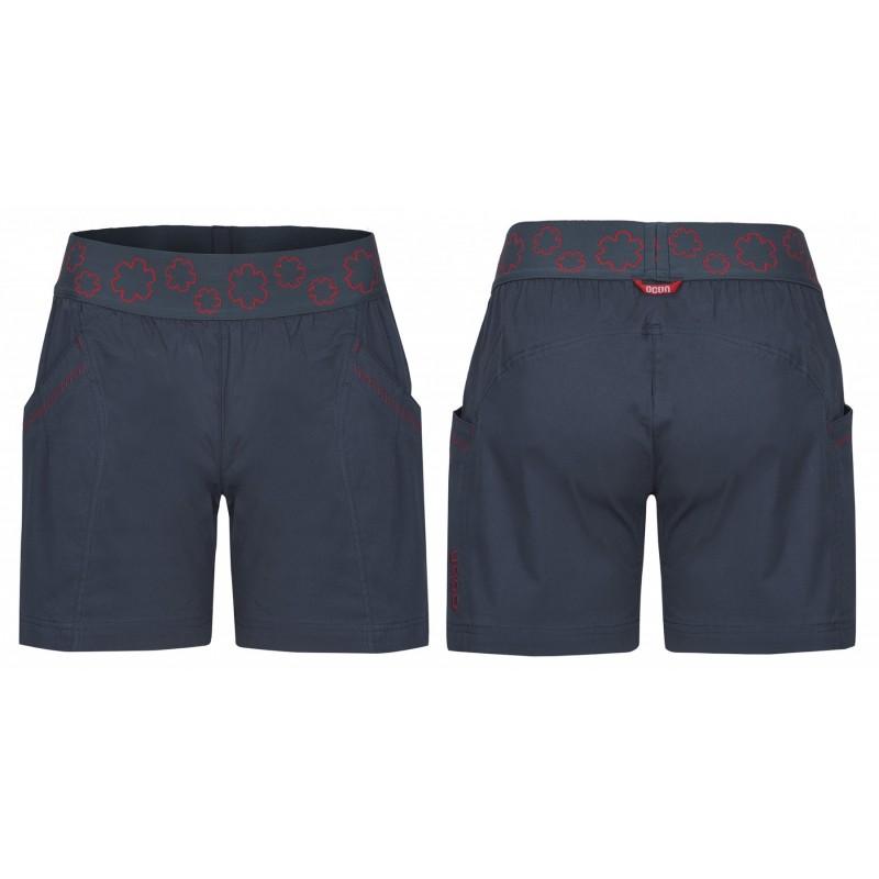 Dámské šortky Ocun Pantera shorts Slate blue