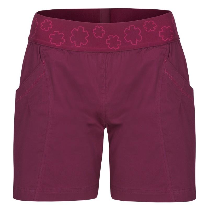 Dámské šortky Ocun Pantera shorts Beet red