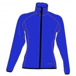 Women's light jacke Aida blue