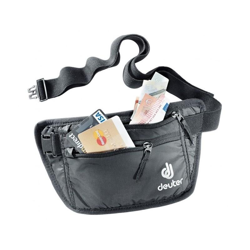 Ledvinka Deuter Security Money Belt I Černá