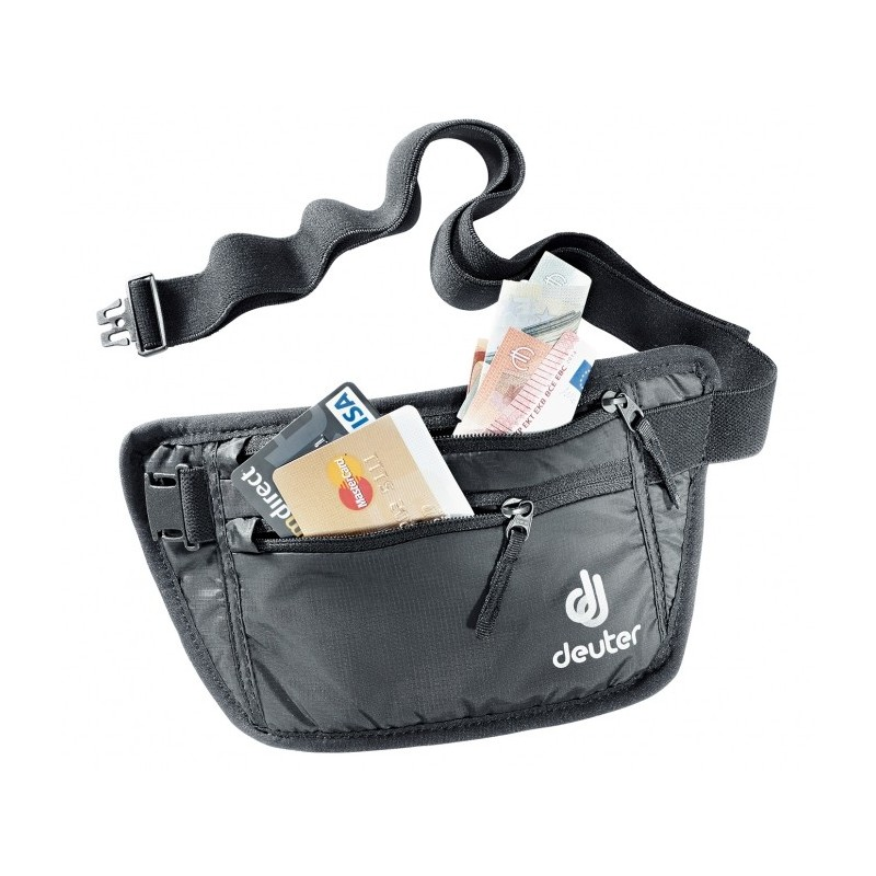 Ledvinka Deuter Security Money Belt I Černá