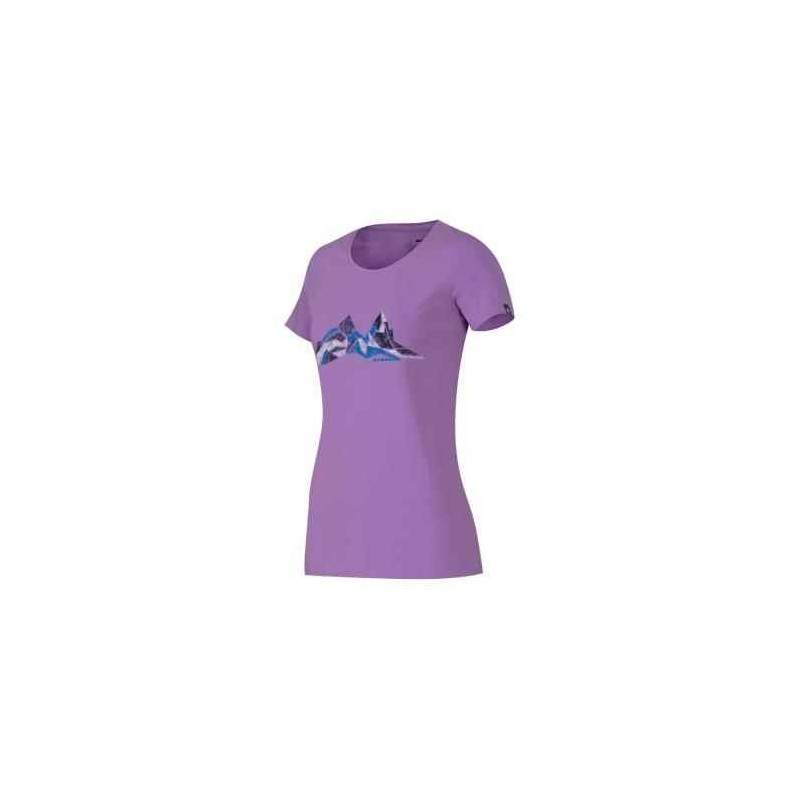Tričko Mammut Ophira Lavender