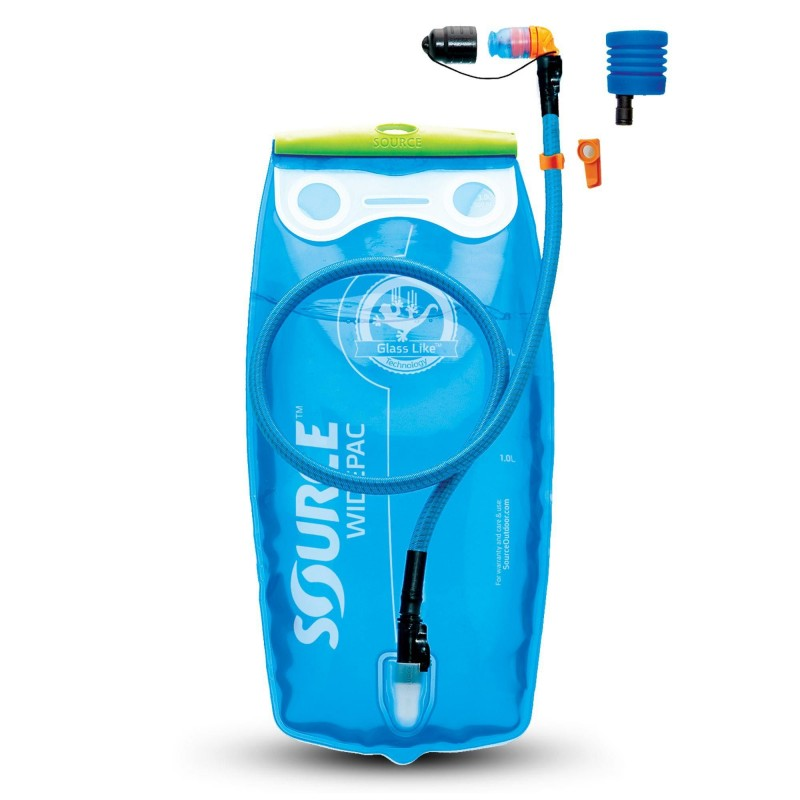 Sada Source Ultimate hydration system Transparent