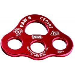 Rigging plate Paw small