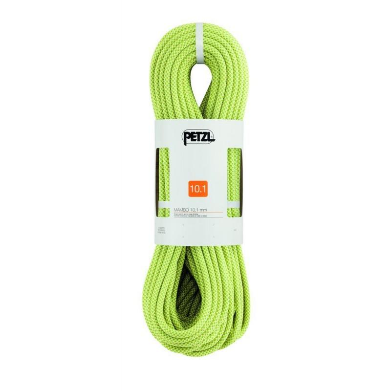 Dynamické lano Petzl Mambo Žlutá