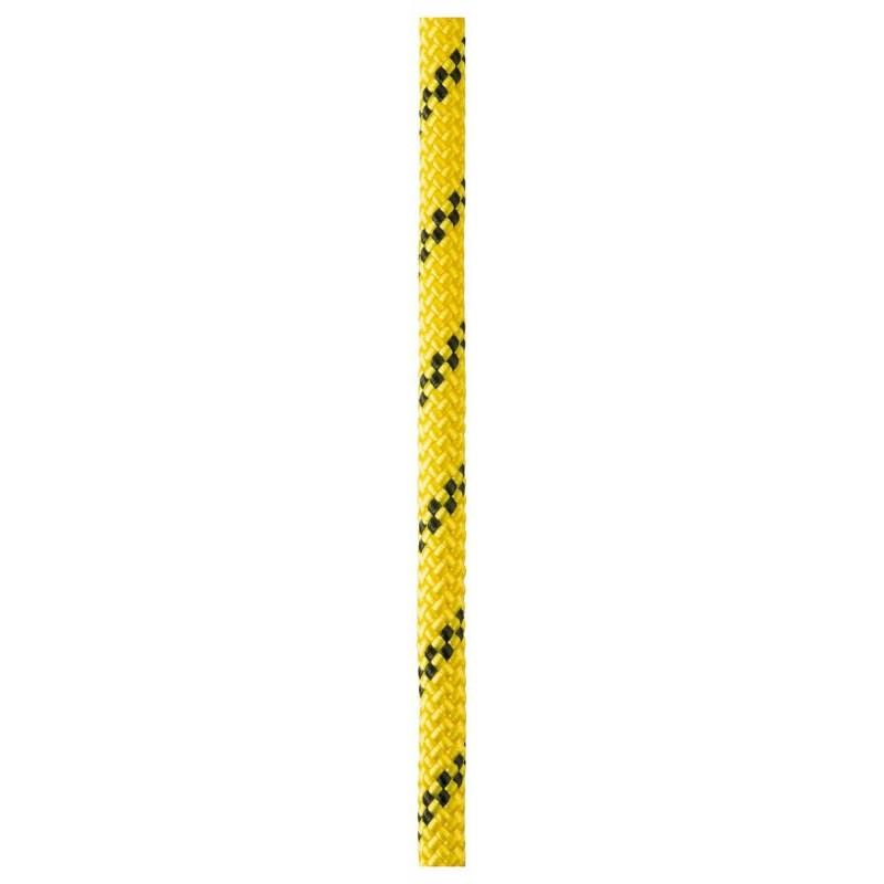 Semi-statické lano Petzl Axis Žlutá