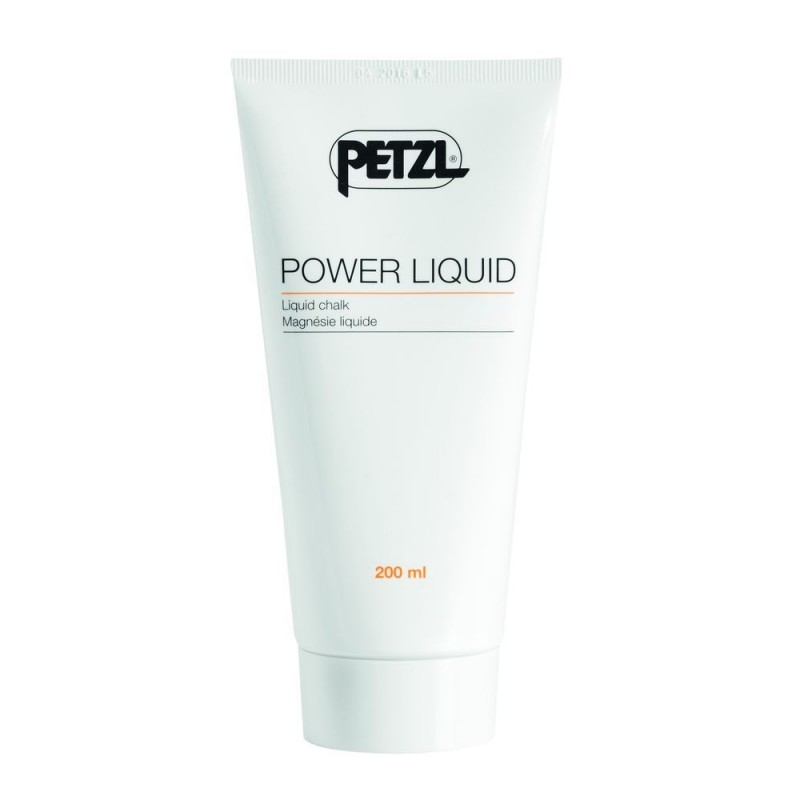 Tekuté magnézium Petzl Power liquid Bílá