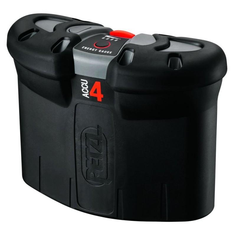 Akumulátor Petzl Accu 4 ultra Černá