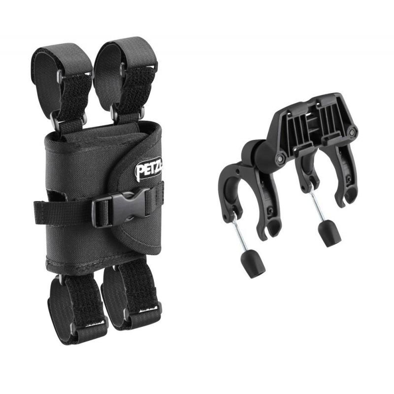 Adapter Petzl Ultra Černá