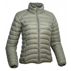 Feather women's jacket Swan...