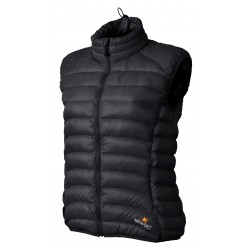 Down women's vest Swan lady