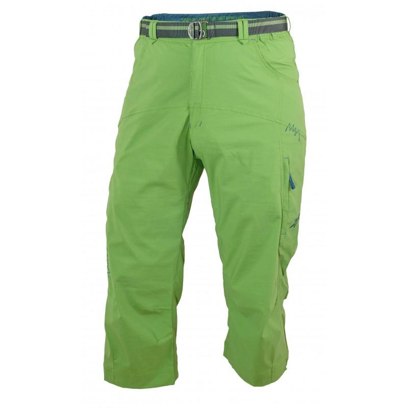 Pánské 3/4 kalhoty Warmpeace Plywood Grass