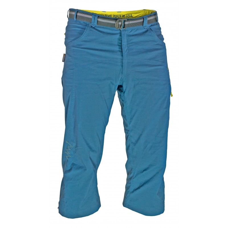 Pánské 3/4 kalhoty Warmpeace Plywood Petrol