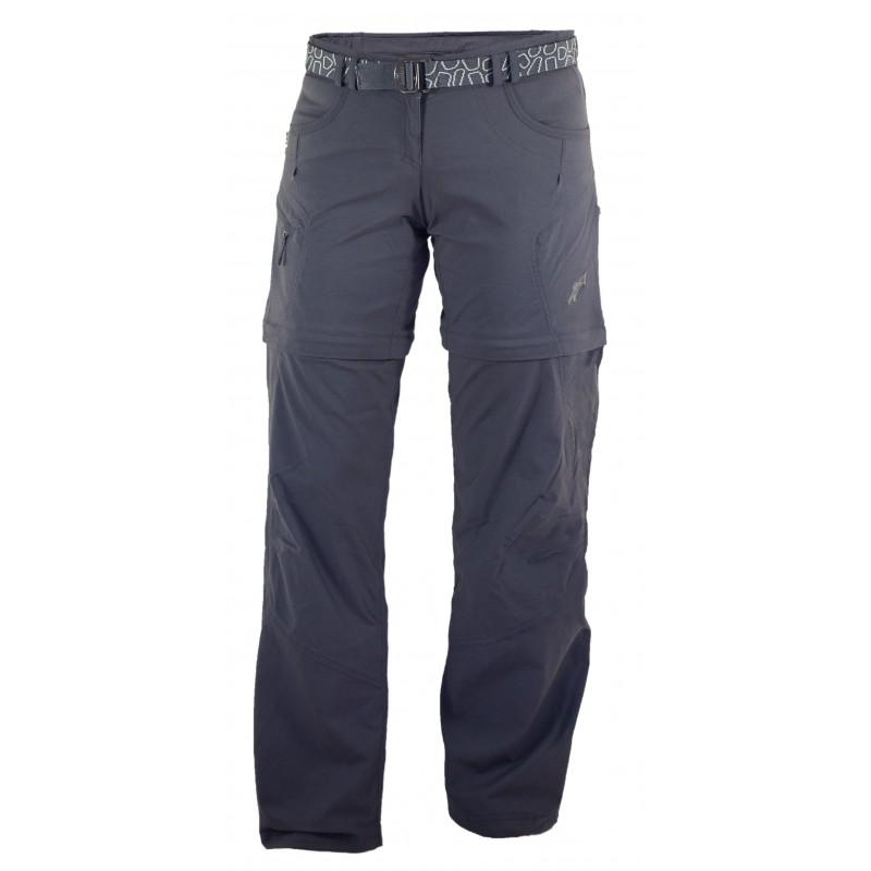 Dámské kalhoty Warmpeace Rivera zip-off lady Iron