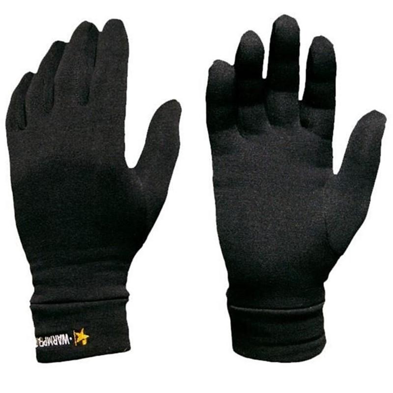 Univerzální rukavice Warmpeace Powerstretch Černá