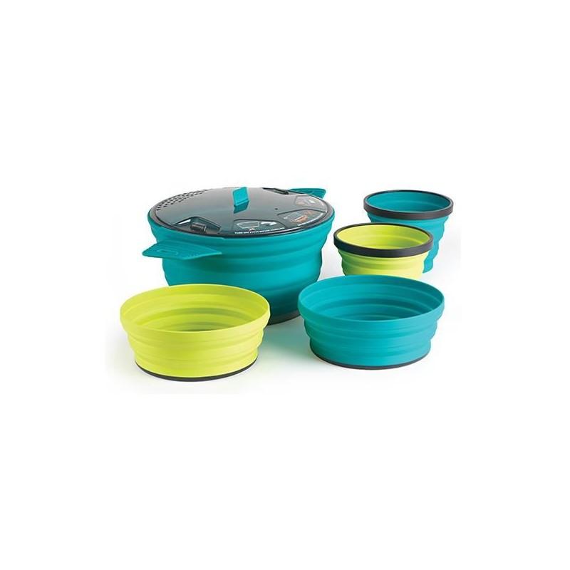 Set nádobí SeaToSummit X-Set Pacific