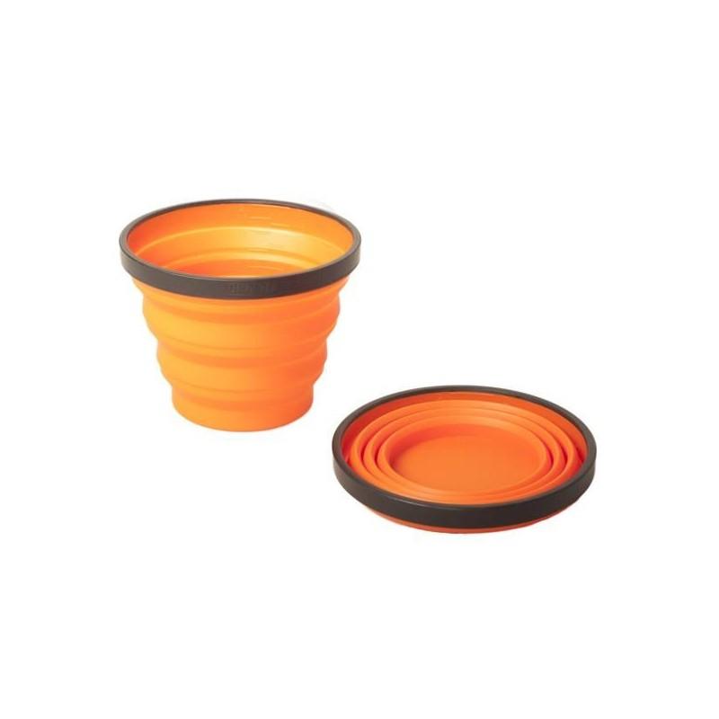 Hrnek SeaToSummit X-Mug Oranžová
