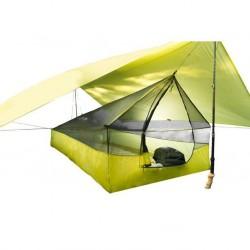 Ultra-mesh inner Escapist bug tent