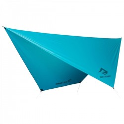 Ultralight tarp for hammock