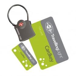 Zámek Cardkey TSA lock