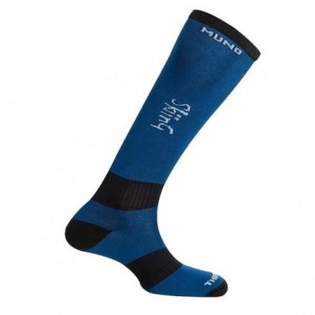 Socks Skiing