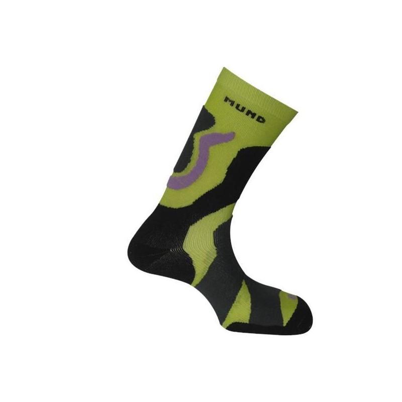 Ponožky Mund Tramuntana Zelená
