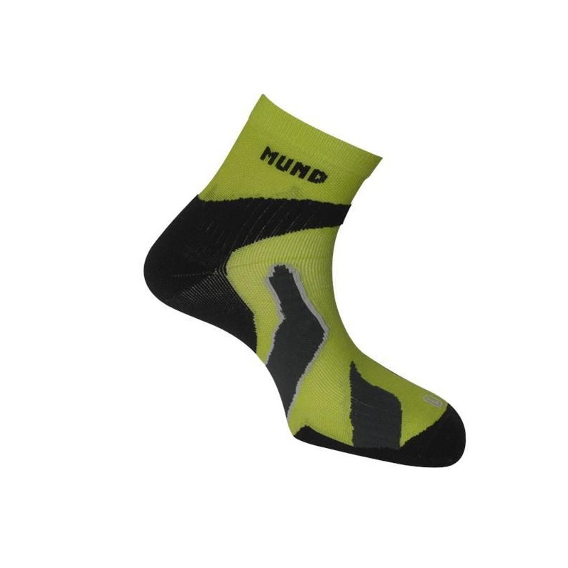 Ponožky Mund Ultra Raid Zelená