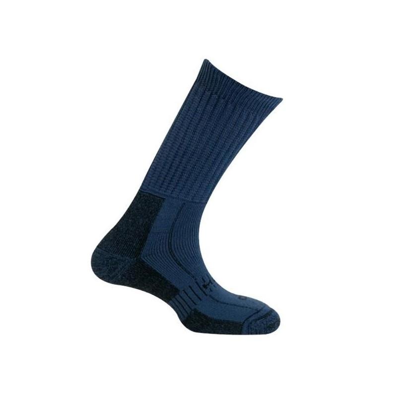 Ponožky Mund Explorer Modrá